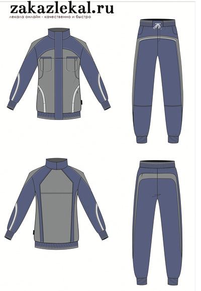 Эскизы одежды для начинающих